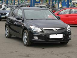 Hyundai i30 2008 Schrägheck schwarz 5