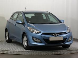 Hyundai i30 2014 Hatchback modrá 5
