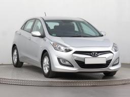 Hyundai i30 2014 Hatchback silver 10