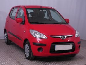 Hyundai i10 2009 Hatchback czerwony 2