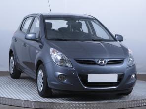 Hyundai i20 2013 Hatchback šedá 8
