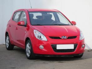 Hyundai i20 2012 Hatchback czerwony 2