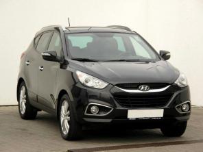 Hyundai ix35 2012 SUV černá 1