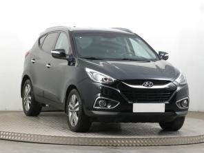 Hyundai ix35 2015 SUV černá 5