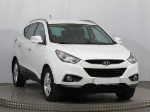 Hyundai ix35 2013 SUV bílá 6