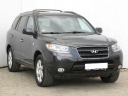 Hyundai Santa Fe 2009 SUV fekete 1