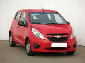 Chevrolet Spark 2012 Hatchback piros 2