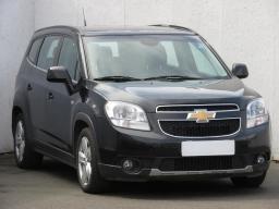 Chevrolet Orlando 2012 MPVs black 10