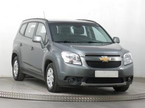 Chevrolet Orlando 2011 MPVs grey 8