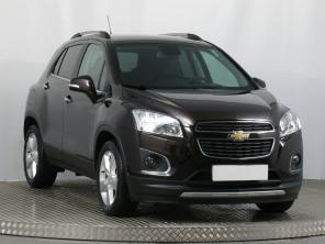 Chevrolet Trax 2014 SUV czarny 6