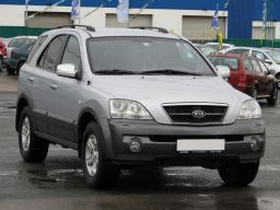 Kia Sorento 2005 SUVs silver 5