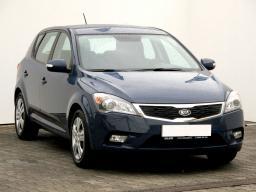 Kia Ceed 2011 Hatchback grey 3