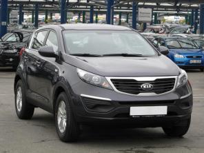 Kia Sportage 2011 SUV šedá 6