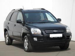 Kia Sportage 2006 SUVs silver 8