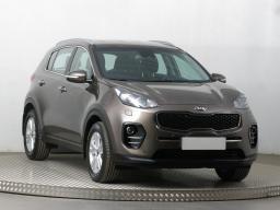 Kia Sportage 2018 SUVs silver 7