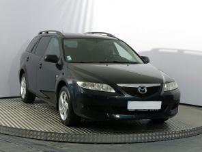 Mazda 6 2005 Combi czarny 6