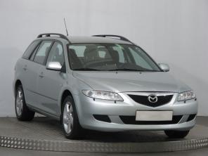 Mazda 6 2005 Combi srebrny 3