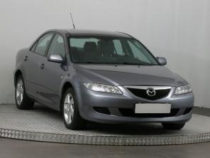 Mazda 6 2003 Hatchback šedá 9