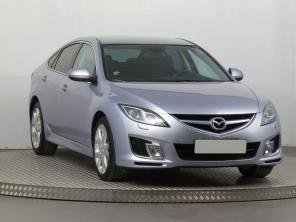 Mazda 6 2009 Hatchback stříbrná 8