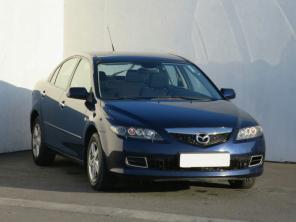 Mazda 6 2006 Sedan niebieski 4