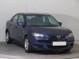 Mazda 3 2006 Sedans silver 1