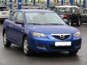 Mazda 3 2005 Sedan złoty 3