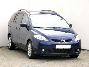 Mazda 5 2005 MPV kék 3