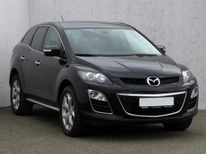 Mazda CX 7 2011 SUV černá 8
