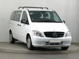 Mercedes-Benz Vito 2011 Buses white 7