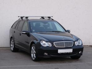 Mercedes-Benz C 2006 Combi čierna 8