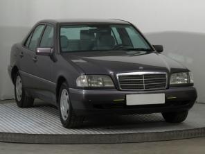 Mercedes-Benz C 1994 Sedan hnedá 8