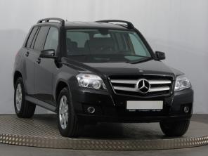 Mercedes-Benz GLK 2012 SUV černá 4
