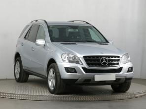 Mercedes-Benz ML 2012 SUV šedá 8