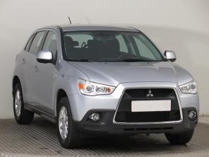 Mitsubishi ASX 2011 SUV srebrny 4