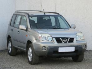 Nissan X-Trail 2004 SUV šedá 10