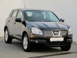 Nissan Qashqai 2009 SUVs gold 5