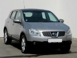Nissan Qashqai 2008 SUVs silver 7