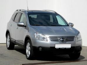 Nissan Qashqai+2 2008 SUV šedá 5