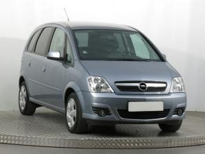 Opel Meriva 2009 MPV ezüst 6