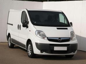 Opel Vivaro 2014 Van bílá 7