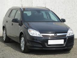 Opel Astra 2008 Combi black 4