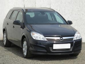 Opel Astra 2009 Kombi fekete 7