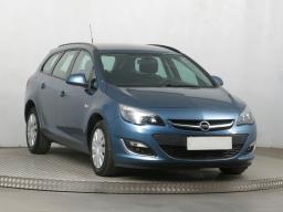 Opel Astra 2014 Combi blue 3