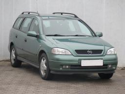 Opel Astra 2001 Combi zelená 2