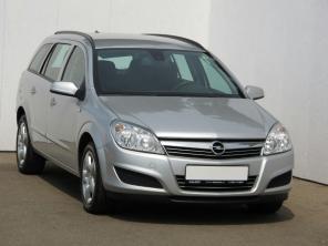 Opel Astra 2011 Kombi szürke 5