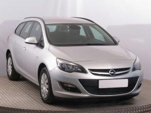 Opel Astra 2014 Combi biały 9