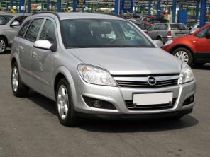 Opel Astra 2006 Combi srebrny 10