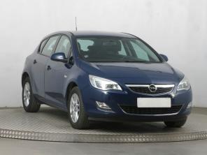 Opel Astra 2011 Hatchback kék 6