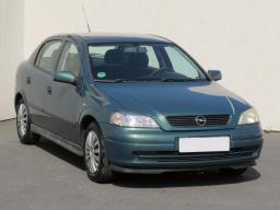 Opel Astra 1998 Hatchback green 4