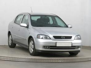 Opel Astra 2003 Hatchback fehér 8